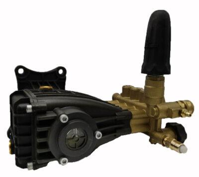 81308 – 4500 PSI Horizontal Pump Brass Pump Head