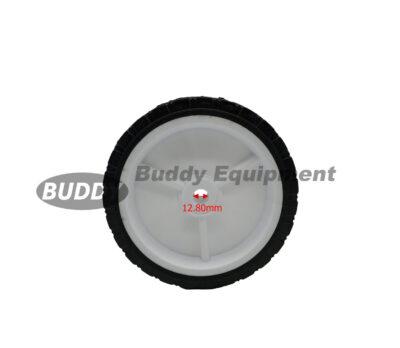 50022 – 6″ x 1.50″ Universal Plastic Wheels 1-3/8″ hub Width 1/2″ centrebore 50 lbs Load Rating