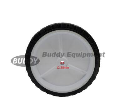 50026 – 8″ x 1.75″ Universal Plastic Wheels Hub Width 1-5/8″ Centrebore 1/2″ 70 lbs Load Rating