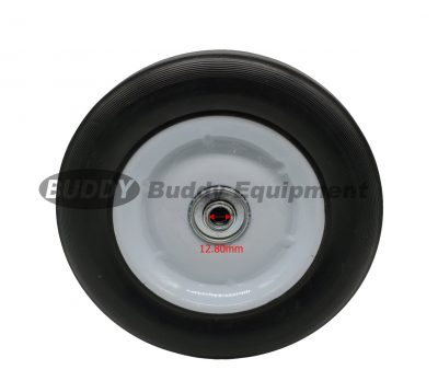 50034 – 8″ x 1.75″ Universal Steel Wheels Diamond Tread Hub Width 1-5/8″ Bore 1/2″ Bearing